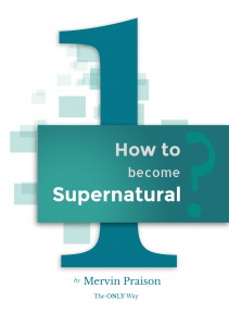 How to become Supernatural